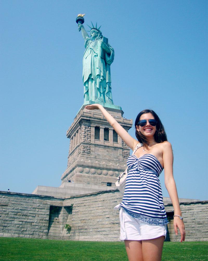 Nova-York-no-verão-foto-divertida