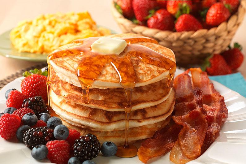 café-da-manhã-em-Orlando