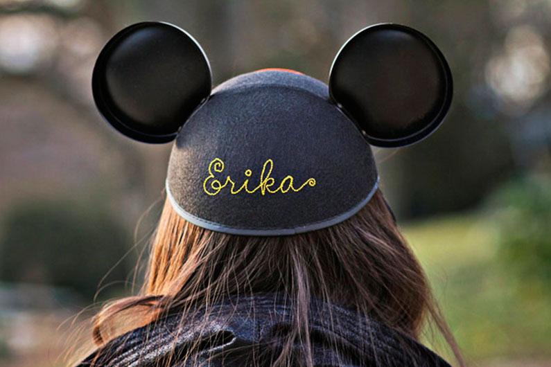 chapéu-personalizado-na-Disney