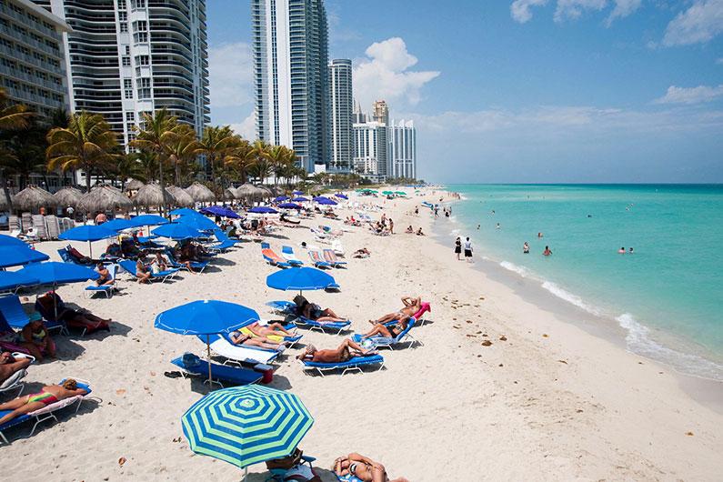 Praia-Miami-Sunny-Isles-brasileiros-amam