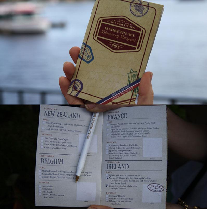 food-and-wine-festival-discovery-passport-como-usar