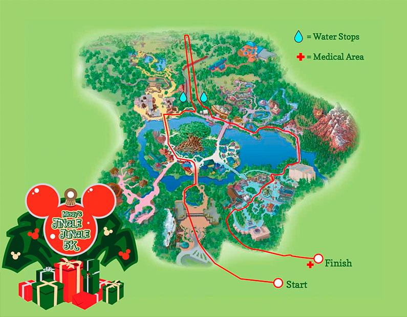 Corrida-de-natal-na-Disney