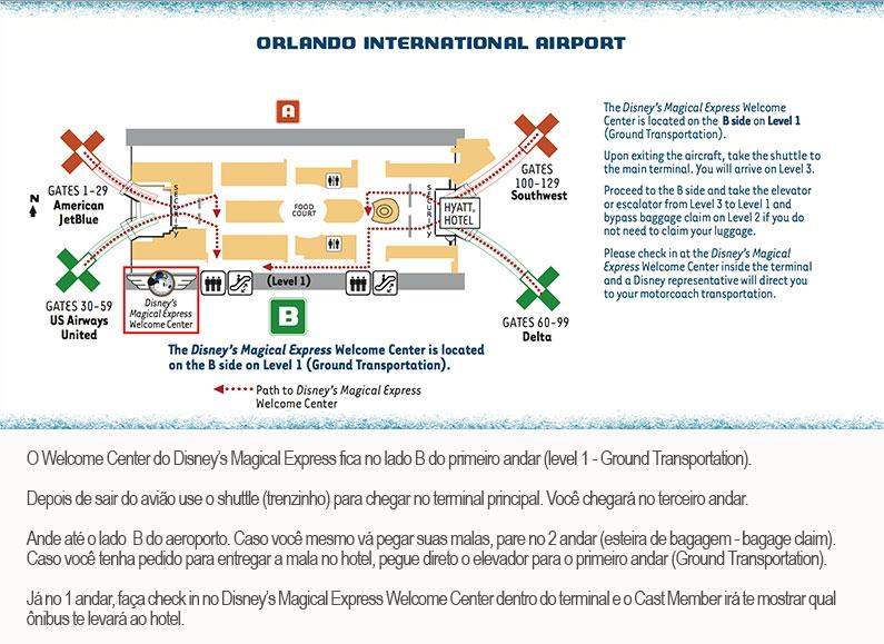 mapa-disney-magical-express-aeroporto-de-orlanod-como-chegar