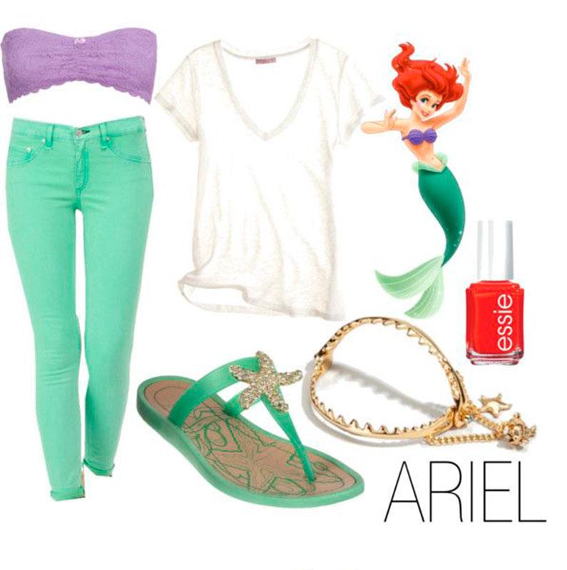 ideias-fantasia-ariel-disney-roupas-normais