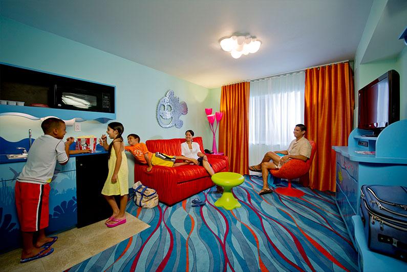 quartos-familiares-em-Orlando