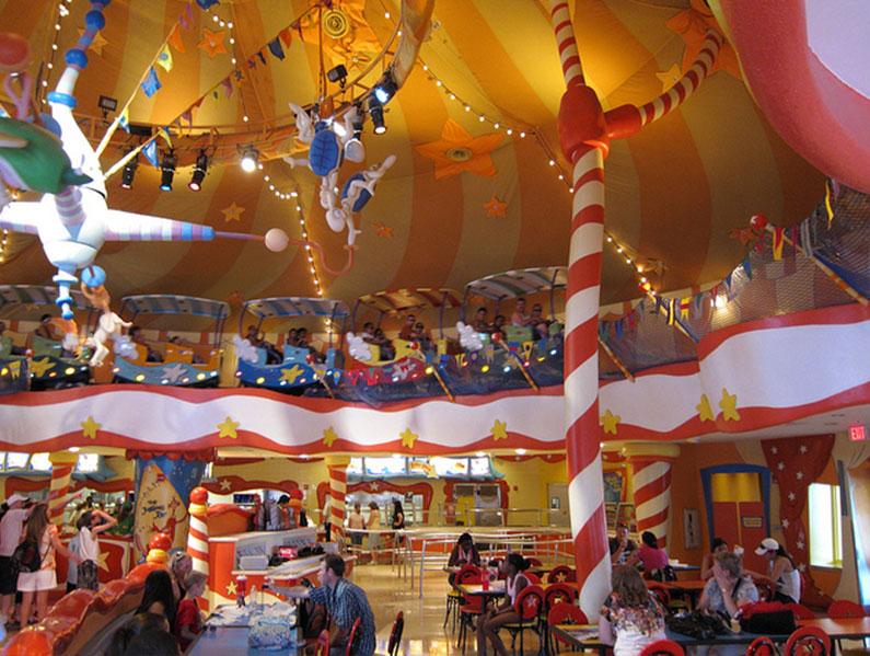 restaurante-para-crianças-island