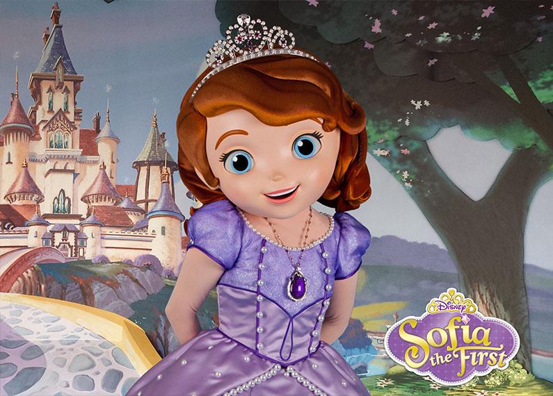 princesinha-sofia-refeição-disney-personagens